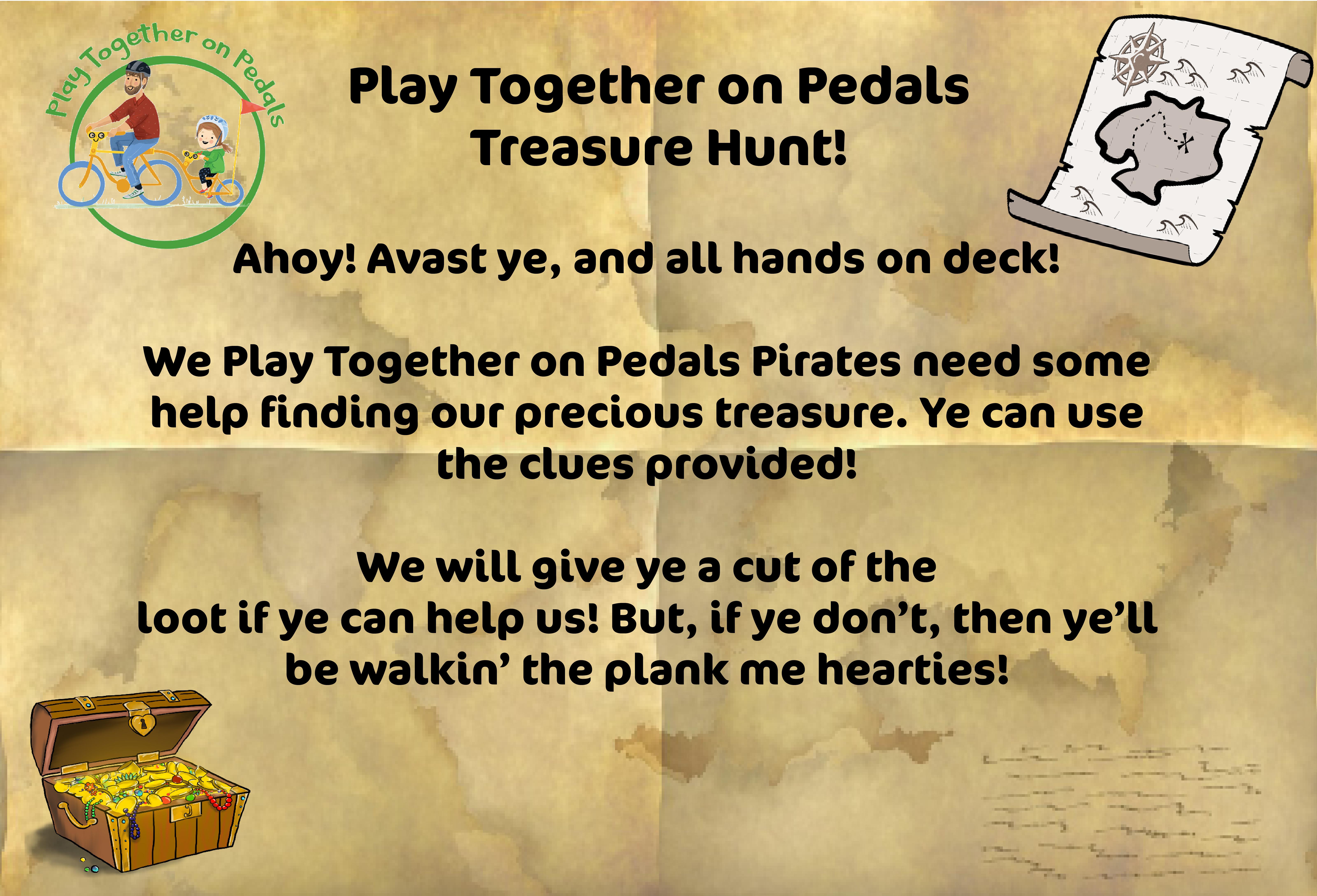 Treasure Hunt Spiel